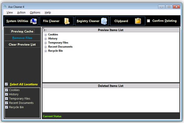 Windows 7 Cleaner 4.0.1.2 full
